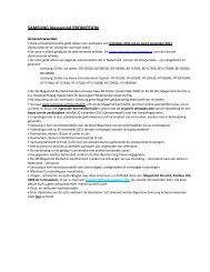 SAMSUNG Megamind PROMOTION - Wehkamp.nl