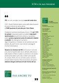Scarica il Rapporto annuale 2008 del FAI (pdf - 3 MB) - Page 3