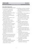 Manual do Usuário EVO LED DA181 - AOC - Page 5