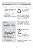Manual do Usuário EVO LED DA181 - AOC - Page 6