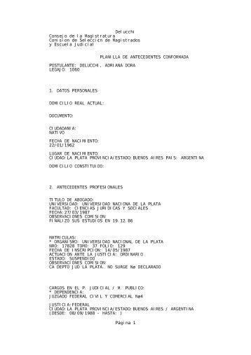 Delucchi - Bloc de notas - Ministerio de Justicia y Derechos Humanos