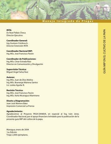 guía mip en el cultiv o de la papa - Centro Nacional de Información y ...