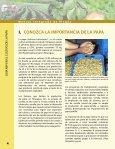 guía mip en el cultiv o de la papa - Centro Nacional de Información y ... - Page 4