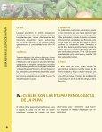 guía mip en el cultiv o de la papa - Centro Nacional de Información y ... - Page 6