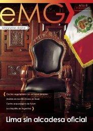 Lima sin alcadesa oficial - Generaccion.com