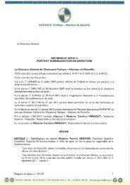 décis_iqn n° 509120|3 portant subdelegation de signature