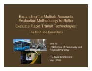 Expanding the Multiple Accounts Evaluation Methodology to Better ...