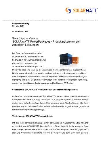 PDF; 40 K - Solarwatt