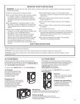 Maytag Mhwe301yw Use And Care Manual - Page 3