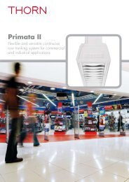 Primata II - THORN Lighting