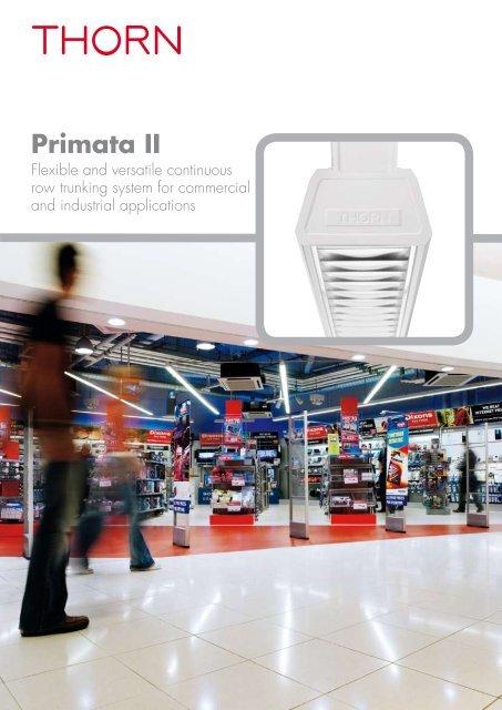 Primata II - THORN Lighting