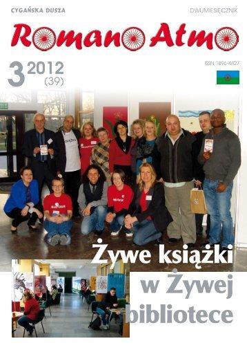Romano Atmo 3/2012 - Związek Romów Polskich w Szczecinku