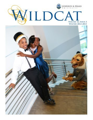 Volume 16, Issue 3 Winter 2012-2013 - Johnson & Wales University