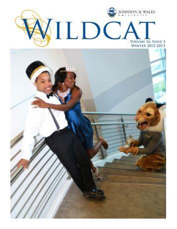 Volume 16, Issue 3 Winter 2012-2013 - Johnson & Wales University