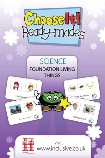 CRM Science Foundation Living Things Manual ...