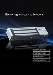 Electromagnetic Locking Solutions - Seymour Locksmiths