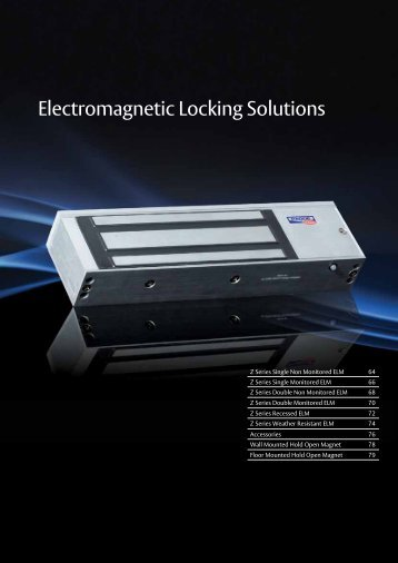 Electromagnetic Locking Solutions - Seymour Locksmiths