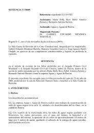 SENTENCIA T-790/09 Referencia: expediente T-2.319 ... - Camacol