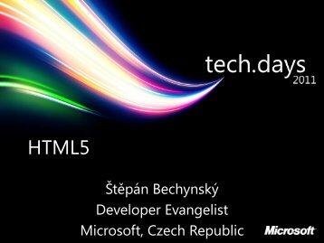 HTML5 - Sinergija
