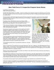 New Total Force C-5 Inspection Program Saves Money