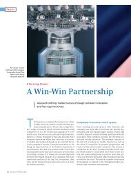 A Win-Win Partnership - Siemens Industry, Inc.