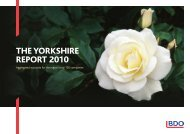 Download Yorkshire Report 2010 - Uk.com