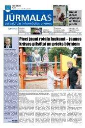 20.09.2011. Nr. 3 - Jūrmalas pilsētas pašvaldība