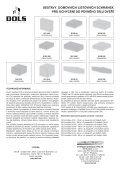 sestavy domovních listovních schránek pro uchycení do pevného ... - Page 2