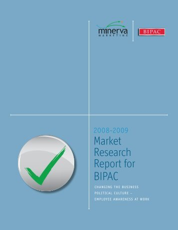 Market Research Report for BIPAC