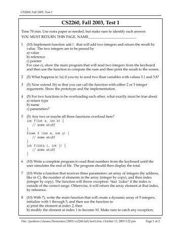 sample test 2