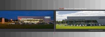 Audi Zentrum Leipzig Nord - VW Immobilien