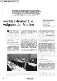 DJV-Journal – Rechtsextreme und Journalismus - BestWords