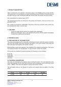 DESMI priming pump B114N - Page 3
