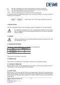 DESMI priming pump B114N - Page 4