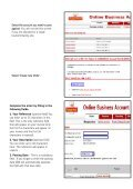 OBA - How to Create an Order - Royal Mail - Page 2