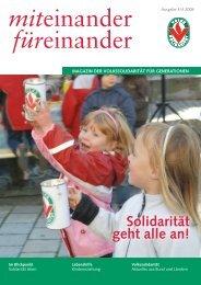 Ausgabe 3/4 - Volkssolidarität Bundesverband e.V.