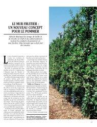 LE MUR FRUITIER : UN NOUVEAU CONCEPT POUR ... - Canalblog