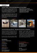 20 db(A) - ewifoam-Schaumstoffe & Co,Trittschalldämmung ... - Seite 2