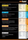 20 db(A) - ewifoam-Schaumstoffe & Co,Trittschalldämmung ... - Seite 3