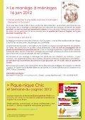 GUIDE DE L'ÉTÉ - 2012 - N°46 - Ville de Cognac - Page 6