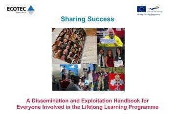 Sharing Success - Cimo