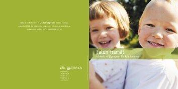 Broschyr miljö (pdf 0,9 MB) - Falu Kommun