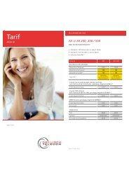 Tarif-PDF - Handy mit Vertrag