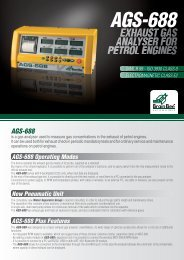 AGS-688 - Fossdal Services AS
