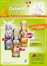 Süße Ostern 2012 - dita moderna - Agentur für Werbung