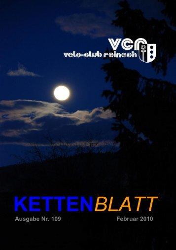 KETTENBLATT - Velo-Club Reinach