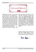 Gemeindebrief Advent 2011 - Evangelische Kirchengemeinde ... - Page 4
