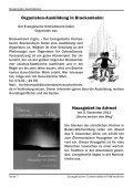 Gemeindebrief Advent 2011 - Evangelische Kirchengemeinde ... - Page 7