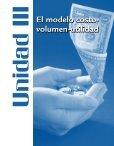 Suposiciones y terminología del modelo costo- volumen-utilidad. - Page 2
