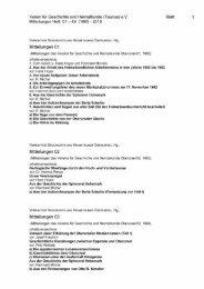 Oberurseler Geschichtsverein Mitteilungen Heft 01 - Verein für ...